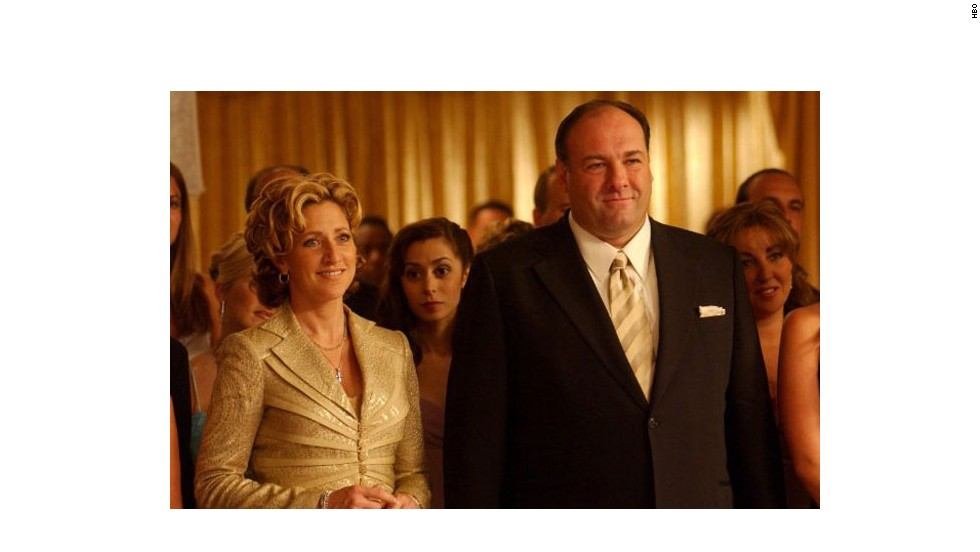 "<strong>Edie Falco, who portrayed Tony's wife, Carmela: </strong>""I am shocked and devastated by Jim's passing. He was a man of tremendous depth and sensitivity, with a kindness and generosity beyond words. I consider myself very lucky to have spent 10  years as his close colleague. My heart goes out to his family, as those of us in his pretend one hold on to the memories of our intense and beautiful time together. The love between Tony and Carmela was one of the greatest I've ever known."""
