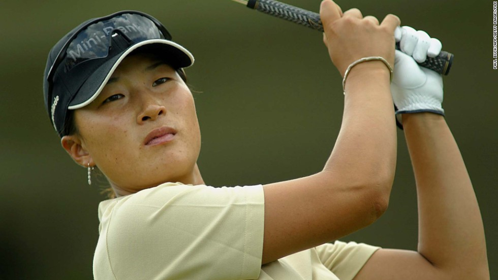 One of Ryu's idols was Se Ri Pak, the first South Korean women's golfer to win a major title, claiming two in 1998. That year, aged 20, she was the youngest player to win the  U.S. Women's Open.