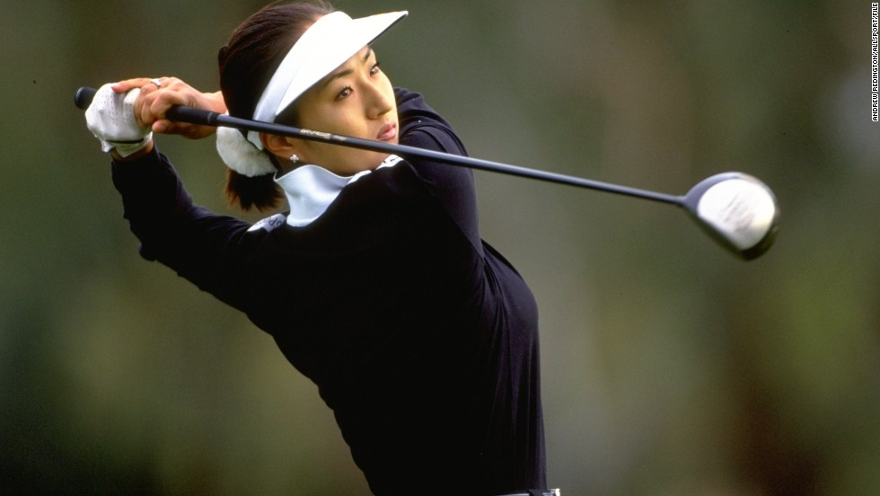"Ryu was also inspired by ""powerful and beautiful"" compatriot Grace Park, who was the next Korean after Pak to win a major at the 2004 Kraft Nabisco Championship."