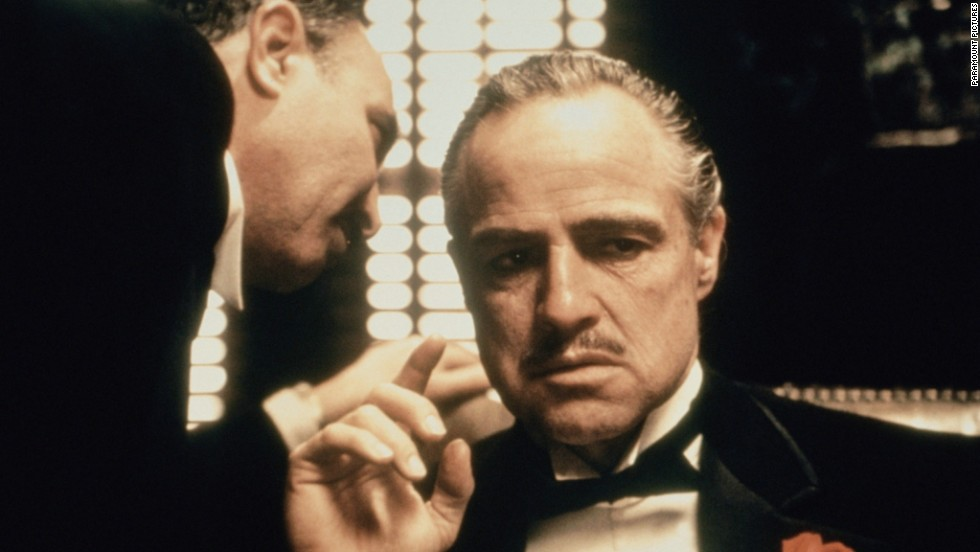 "The war to cast Marlon Brando -- or anyone in ""The Godfather's"" Corleone family -- was tougher than what was depicted in the film, insiders <a href=""http://www.vanityfair.com/culture/features/2009/03/godfather200903"" target=""_blank"">told Vanity Fair</a> in 2009. Paramount wanted ""anyone but Brando"" and dropped hints for stars like Laurence Olivier, Ernest Borgnine and Anthony Quinn. But director Francis Ford Coppola knew that Brando was the right man for the part, and after a screen test, executives did, too."