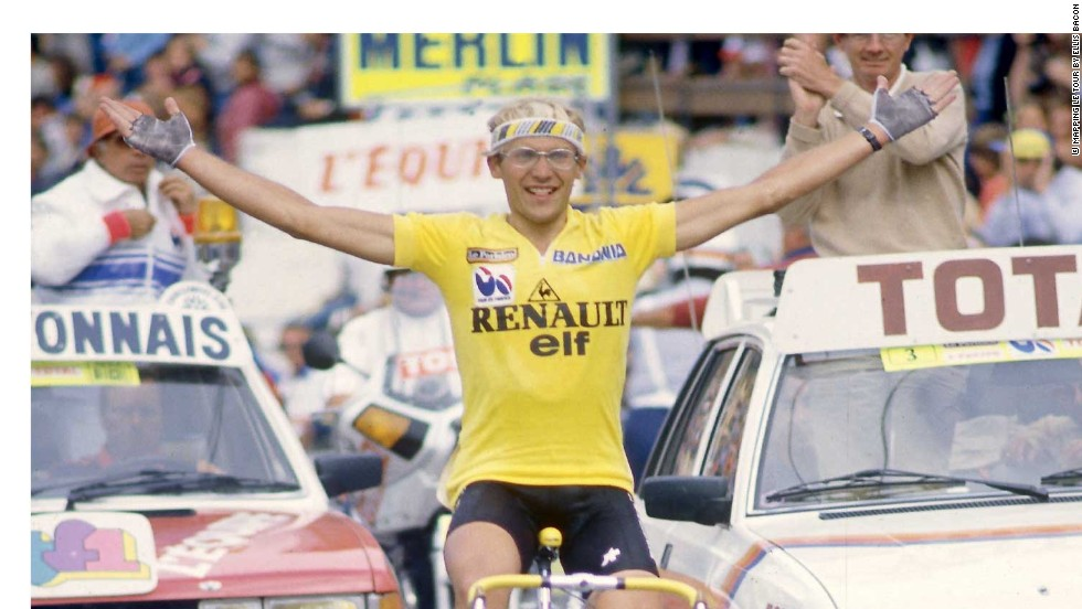 Laurent Fignon continued French domination with back-to-back wins in the 1983 and 1984 editions.