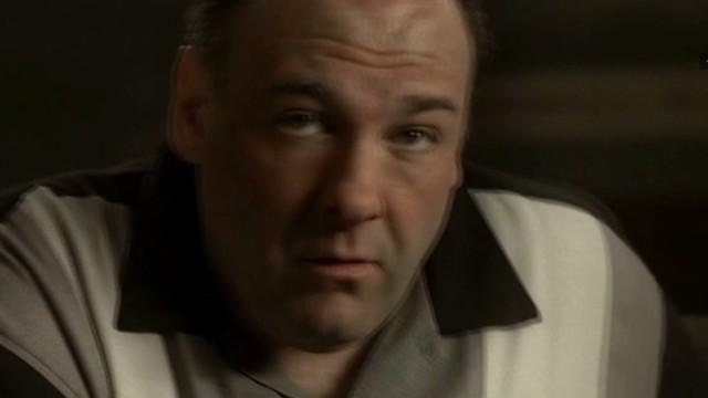 So long, Tony Soprano