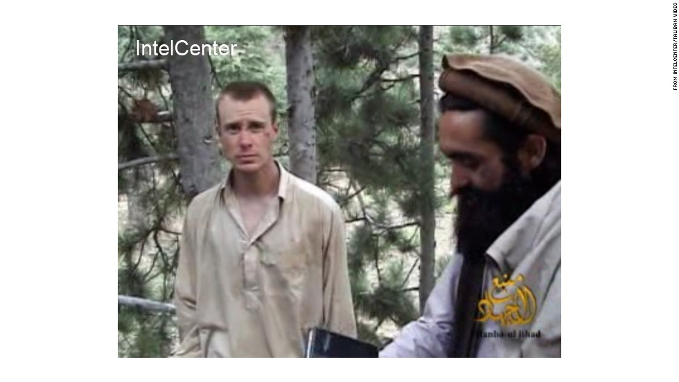 Bowe Bergdahl, the U.S. Army Sergeant released by the Taliban