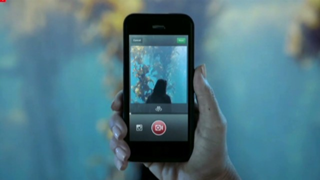Instagram launches video function