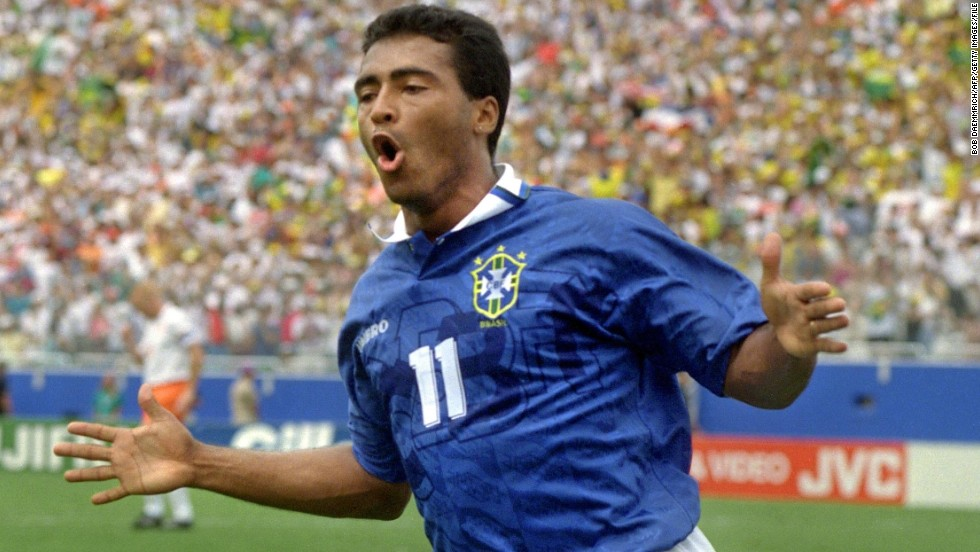 When Brazil finally won the World Cup for a fourth time in 1994 in the U.S., the team was derided by some for being too functional. In a team short of star quality, striker Romario was the shining light, scoring five goals as Brazil lifted the trophy thanks to a penalty-shootout victory over Italy.