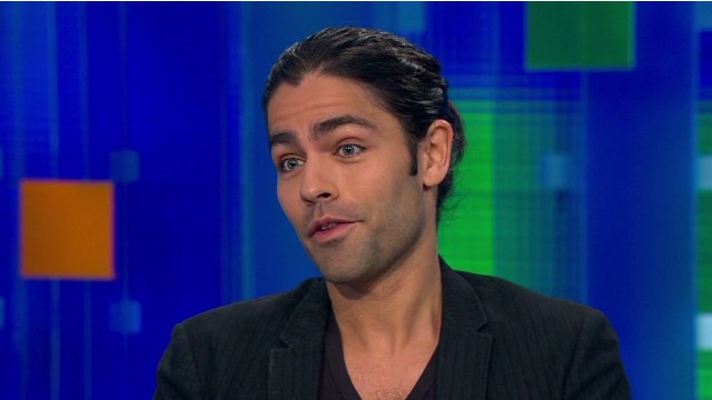Adrian Grenier on the marijuana debate