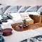 Adastra superyacht interior lounge