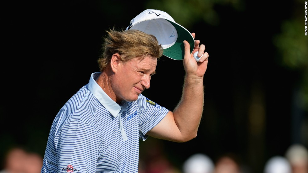 South African golf star Ernie Els has set up his own foundation in Florida to help those with autism. His son Ben was diagnosed at the age of seven.