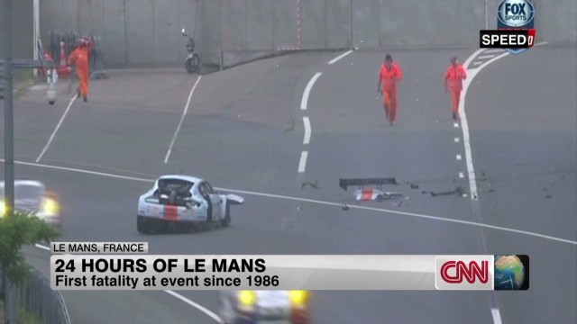 Tragedy at Le Mans