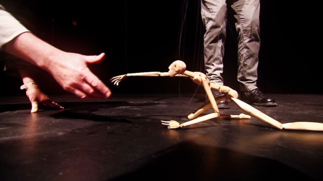 Art and innovation of puppetry