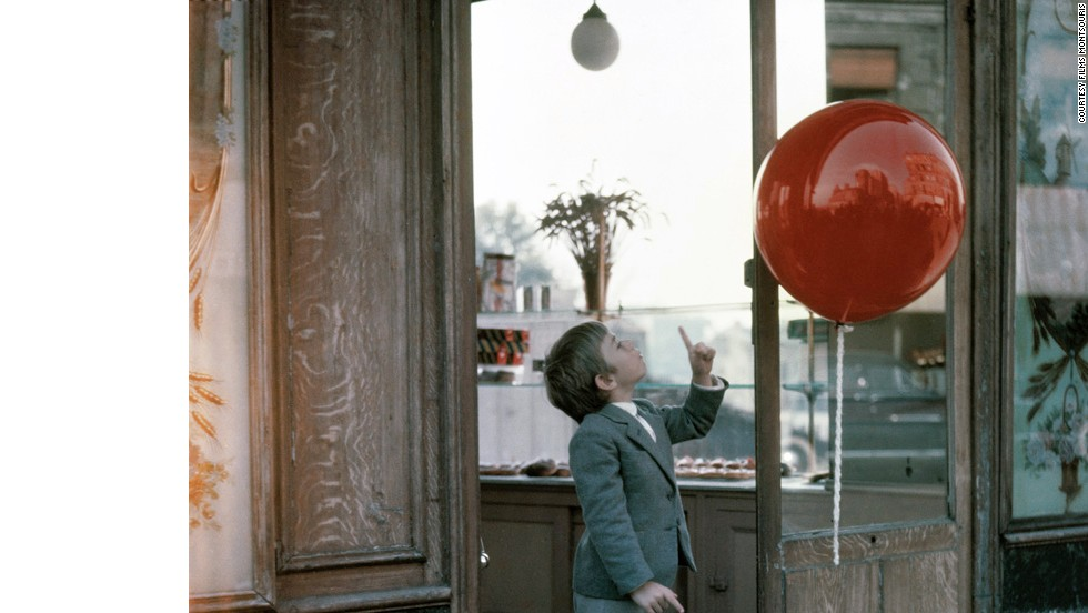 "Not all of cinema's finest puppetry makes use of such complex animatronics. Albert LamorisseIt managed to turn a helium balloon (with a mind of its own) into the joint-protagonist of his classic short film ""<strong>The Red Balloon.</strong>"""