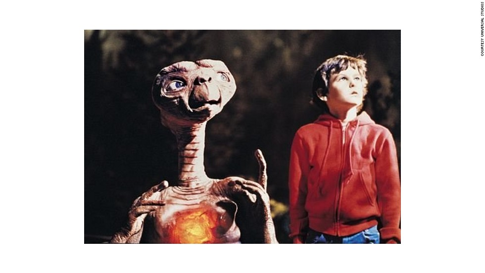 When Steven Spielberg chose to create a heart-warming alien story for children, the easy option would have been to cast a cute and cuddly puppet. Instead audiences got waddling, faintly frightening <strong>E.T.</strong> But Spielberg's instincts were proven correct again, as the film went on to become the highest-grossing film ever released (at that time).