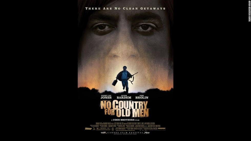 """Javier Bardem scared the mess out of audiences as an evil killer in the 2007 film """"No Country for Old Men,"""" which was no movie for the faint of heart."""