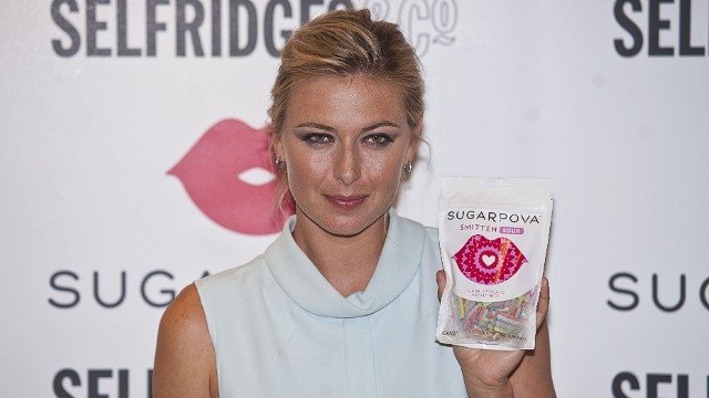 Maria Sharapova's taste for business