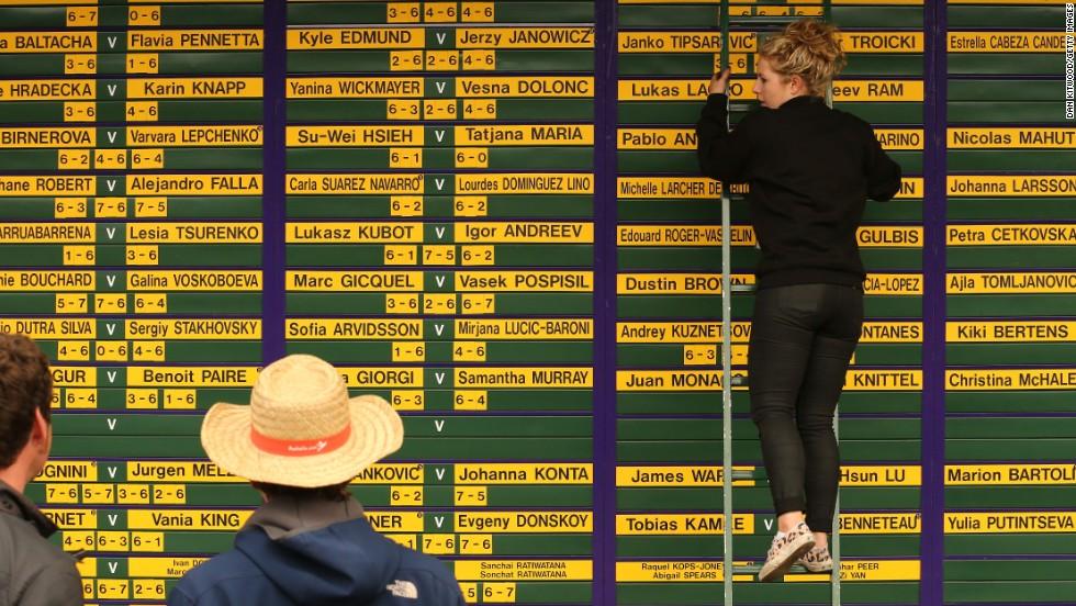 Tennis Update Wimbledon - image 8