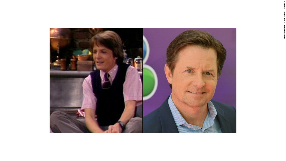 "Michael J. Fox stole the show as conservative teen Alex P. Keaton, who often clashed with his more liberal parents. Fox went on to star in another Goldberg production, ""Spin City."" He<a href=""http://www.cnn.com/2013/09/26/showbiz/tv/michael-j-fox-new-show-parkinsons/index.html""> recently returned to NBC as the star of ""The Michael J. Fox Show,""</a> which is loosely based on his life and struggle with Parkinson's disease."