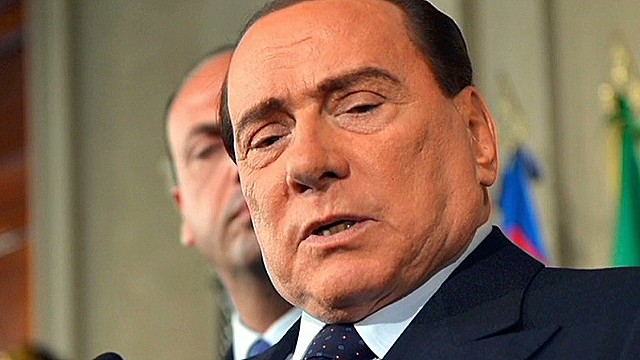 Berlusconi's 'bunga bunga' problem