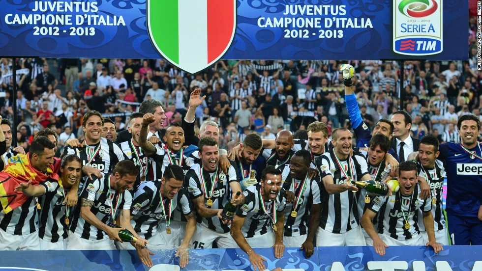 "The ""Bianconeri"" won their first Serie A title for nine years in 2011, going through the season unbeaten. It capped their resurgence after the ""Calciopoli"" match-fixing scandal that saw them stripped of two Serie A titles and demoted to Serie B in 2006."