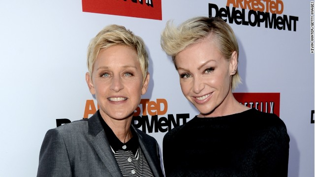 portia de rossi joins season 4 of 39 scandal 39 On ellen degeneres and portia de rossi story