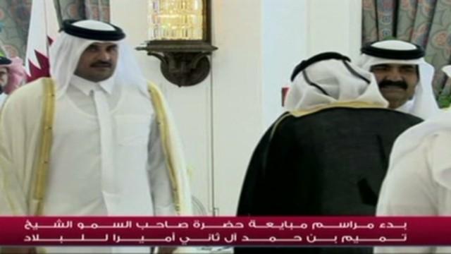 cnnee levy qatar emir abdication pkg_00010621.jpg