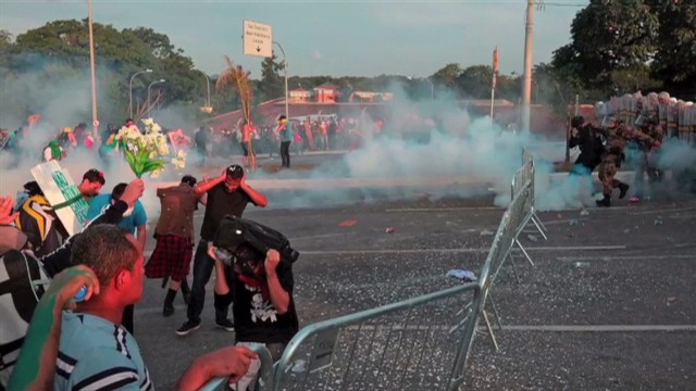 Confederations Cup marred by protests