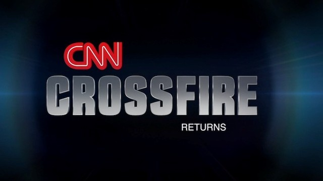 A special preview of CNN's 'Crossfire'