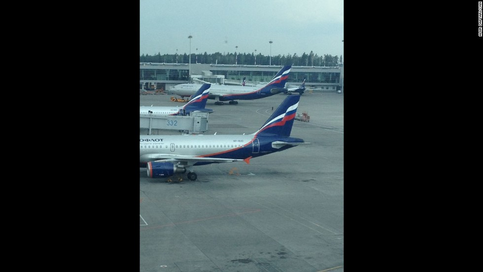 Snowden was rumored to be heading to Havana, taking  Aeroflot Flight Number 150 from Moscow. However, he did not board the plane, leaving two dozen journalists en route to Havana... with no story to cover.