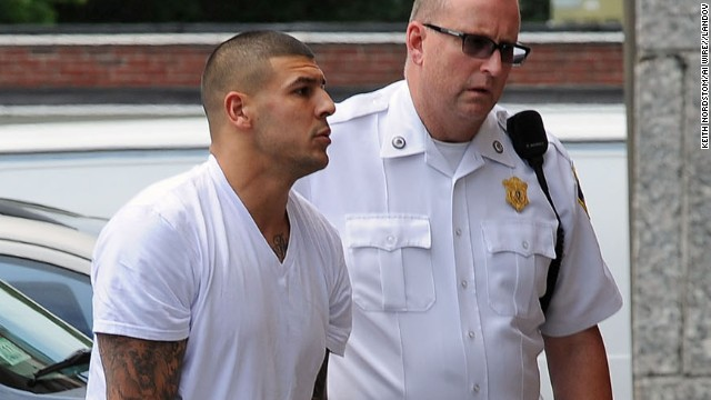 Prosecutors: Hernandez orchestrated man's death