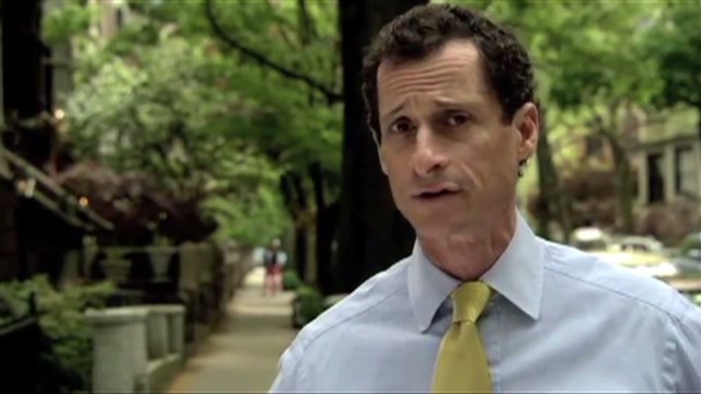 Anthony Weiner leads democratic polls NYC mayoral race_00013711.jpg