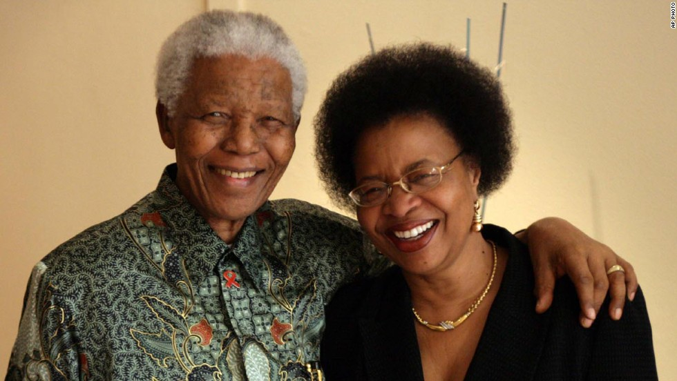 Nelson Mandela: 10 things to know about his wife, Graca Machel ...