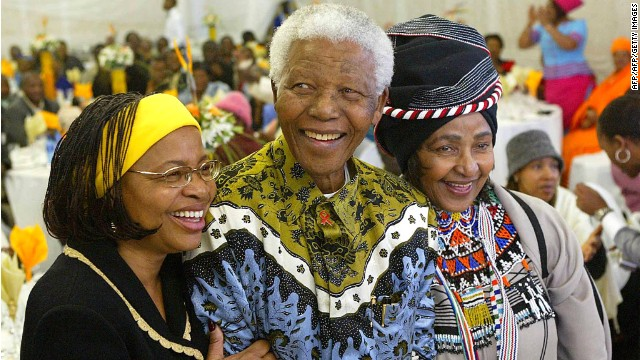 Winnie Mandela wants media sensitivity