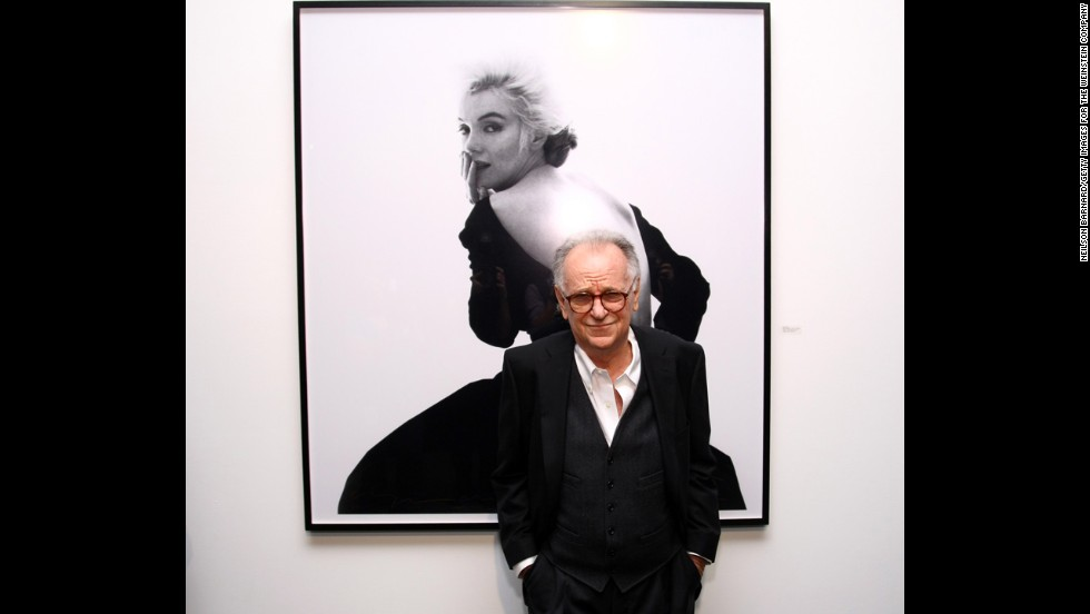 "<a href=""http://cnnphotos.blogs.cnn.com/2013/03/30/the-ladies-and-the-drinks/"">Bert Stern</a>, a revolutionary advertising photographer in the 1960s who also made his mark with images of celebrities, died on June 25 at age 83. Possibly most memorably, he captured Marilyn Monroe six weeks before she died for a series later known as ""The Last Sitting."""