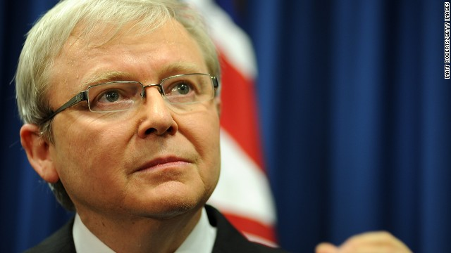 Can Kevin Rudd deliver for Australia?