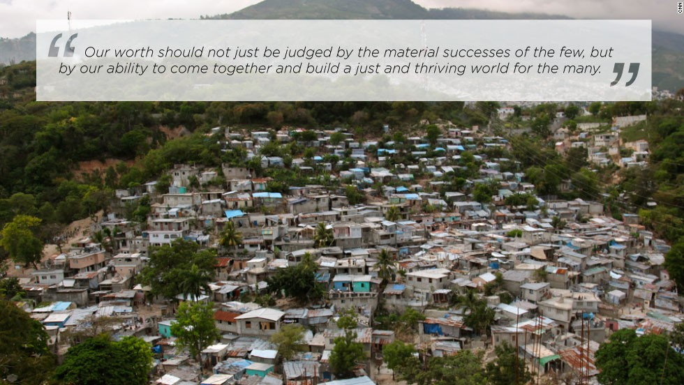 Port-au-Prince, the capital city of Haiti, was near the epicenter of the January 2010 earthquake which devastated the country and killed over 300,000 people.