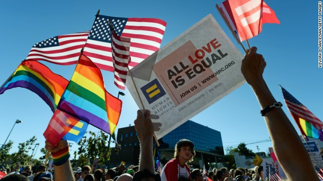 Virginia strikes down gay marriage ban