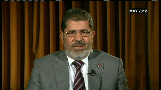 Morsy: One year later