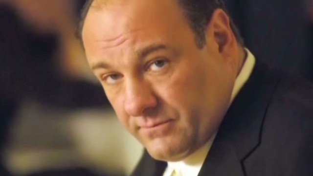 Star-studded goodbye to Gandolfini