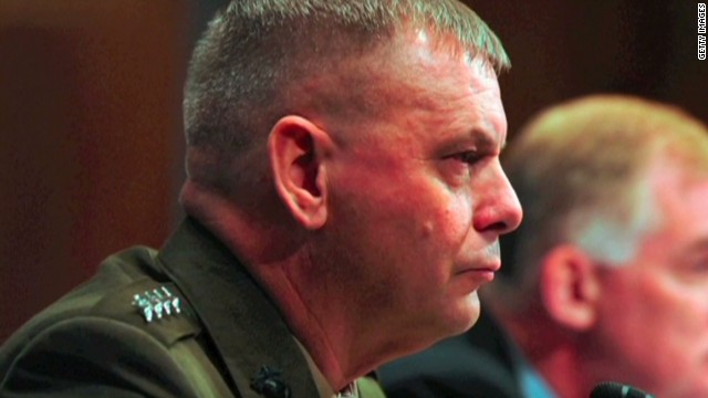 Top U.S. general under investigation