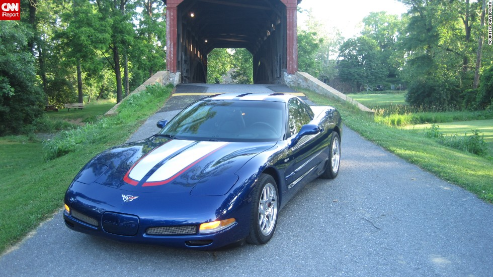 "<a href=""http://ireport.cnn.com/docs/DOC-996004"">Dave DiVito </a>likes to take his two little daughters out for a ride in his 2004 Corvette Z06 Commemorative Edition. He says the Corvette is a family affair."