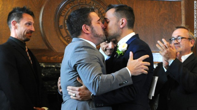 Why America changed its mind on gay marriage