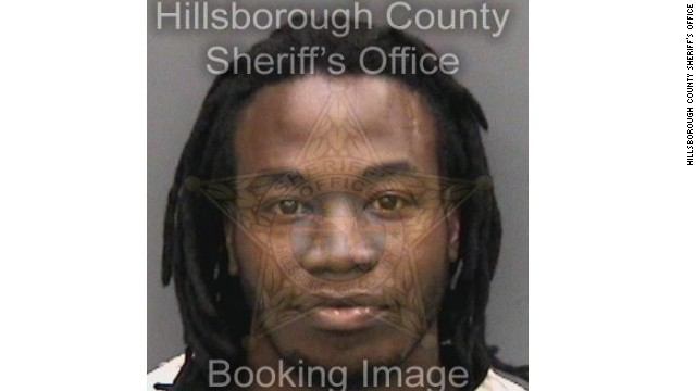 Thomas Elliot Huggins of Tampa is accused of animal cruelty.