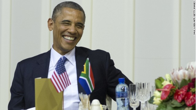 Obama announces $7 billion in Africa aid