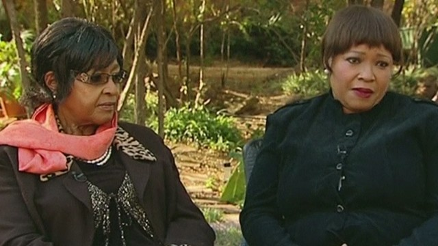 Mandela's family: Every moment matters