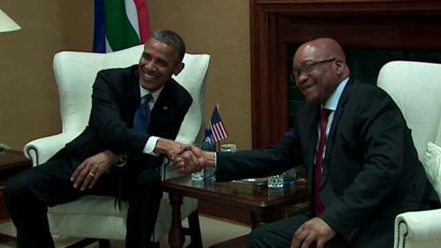 Is Obama too late for African trade?