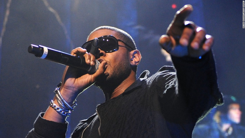 """<a href=""""http://www.rollingstone.com/music/news/mariah-beyonce-usher-face-calls-to-donate-qaddafi-money-to-charity-20110228"""" target=""""_blank"""">Many in the music industry called on</a> Usher to return his fee when it was revealed that, like Beyonce, he had performed for the Gadhafi family at a 2009 New Year's Eve party. He later said he was donating the money to charity."""