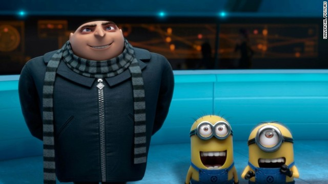 Steve Carell talks 'Despicable Me 2'