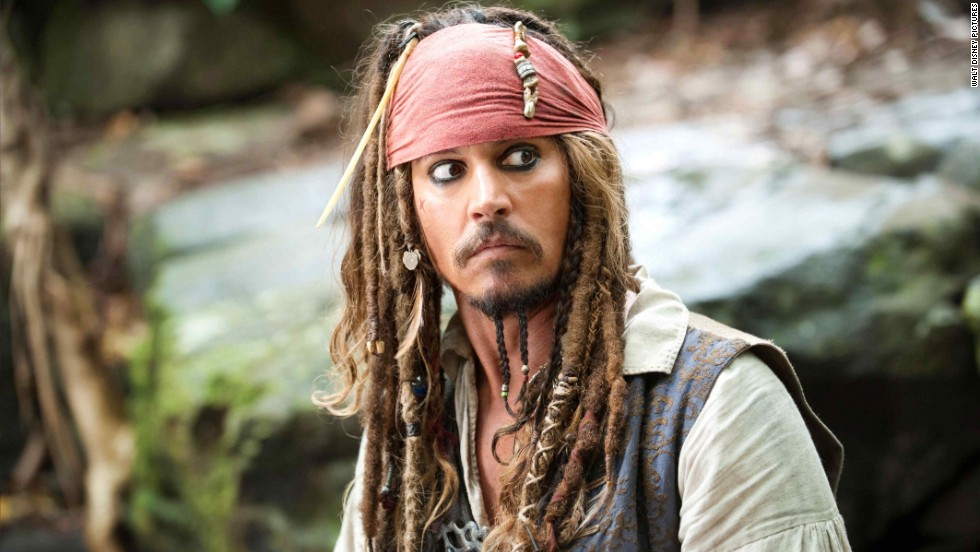 "At this point, Johnny Depp might want to consider making his eyeliner permanent. The actor is stepping into Captain Jack Sparrow's costume once again for the fifth ""<strong>Pirates of the Caribbean</strong>"" film, subtitled ""Dead Men Tell No Tales."" It's scheduled for July 2017."