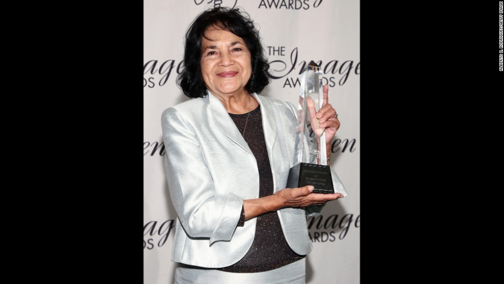 Huerta attends the 24th Annual IMAGEN Awards held at the Beverly Hilton Hotel on August 21, 2009, in Beverly Hills.