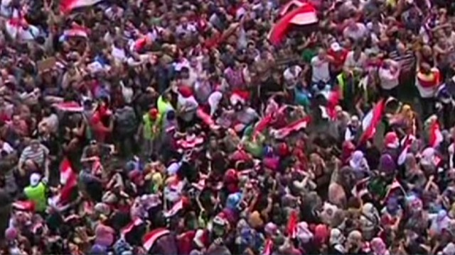 Is Morsy on the brink?