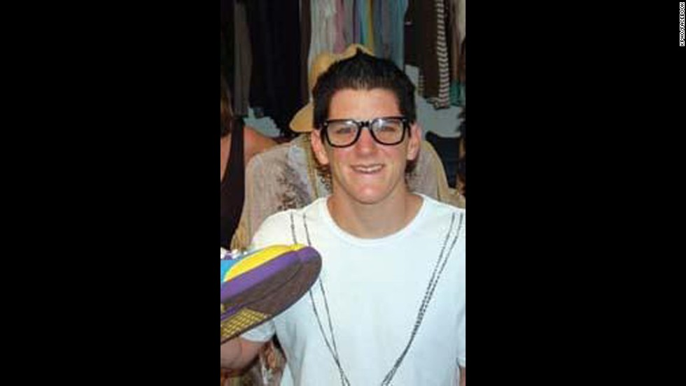 Grant McKee, 21.